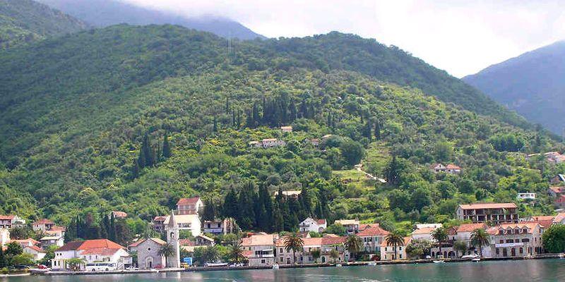 Туры в Святой Стефан, Черногория