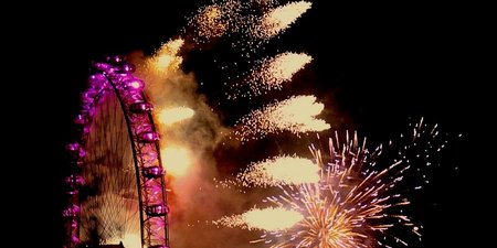 New Year London