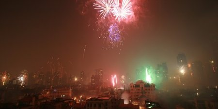 new year shanghai