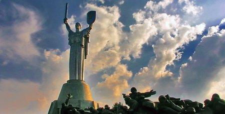 Киев-Статуя